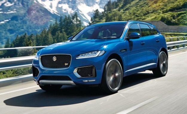 Jaguar F Pace Reviews Price Photos And Specs Car Driver