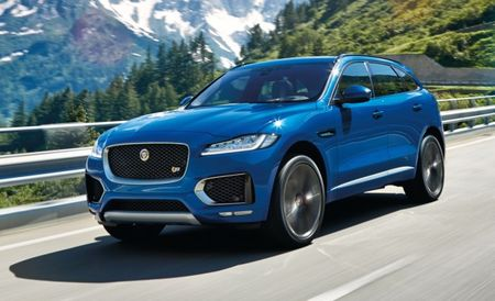 Electrokitty: Jaguar Likely Prepping Fully Electric F-Pace Crossover