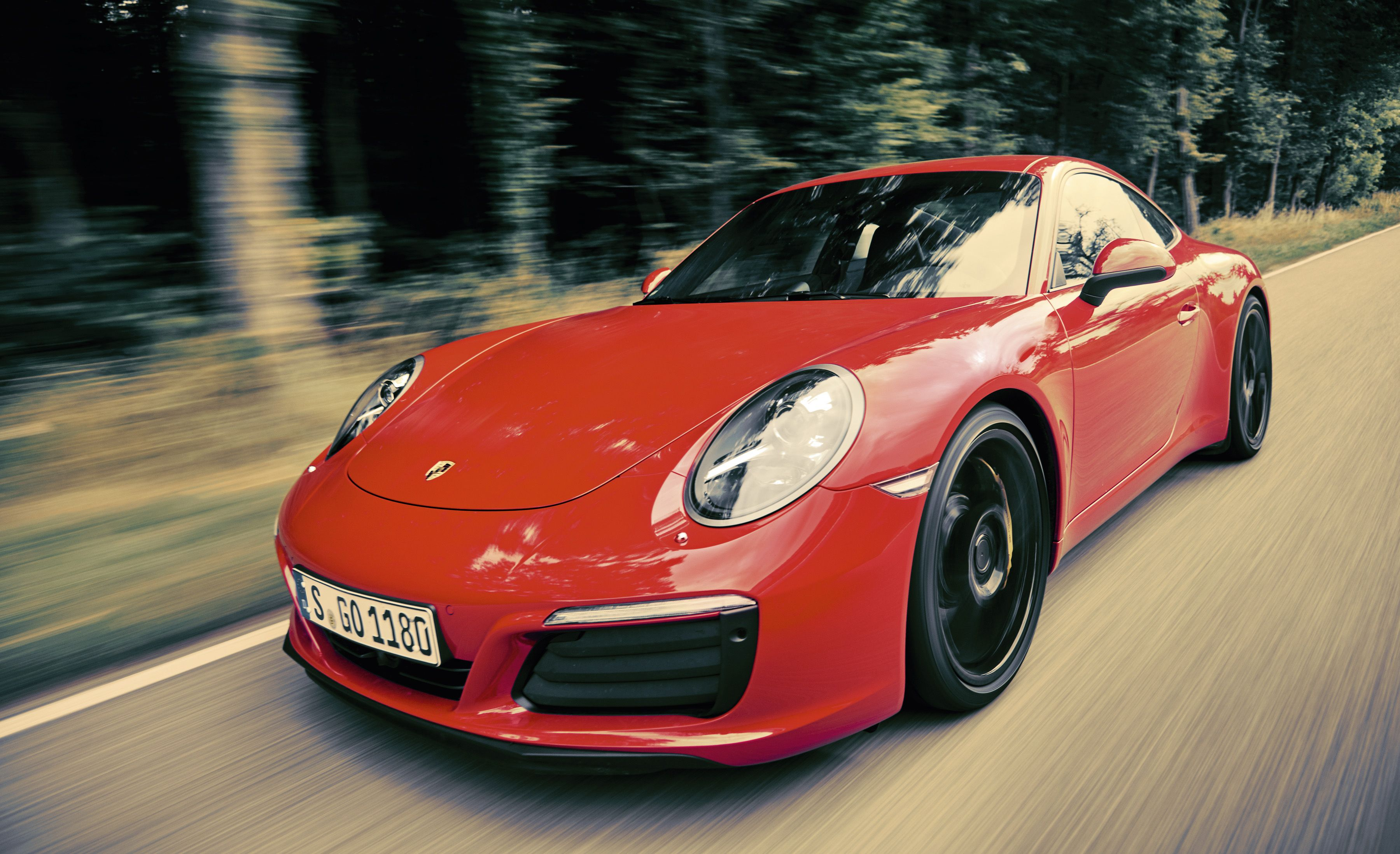 The Knowledge: 12 Tech Tidbits on the First-Ever Turbocharged Porsche 911 Carreras