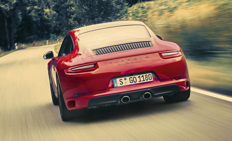 The Knowledge: 12 Tech Tidbits on the First-Ever Turbocharged Porsche 911 Carreras - Slide 3