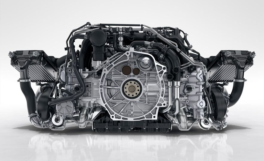The Knowledge: 12 Tech Tidbits on the First-Ever Turbocharged Porsche 911 Carreras - Slide 11
