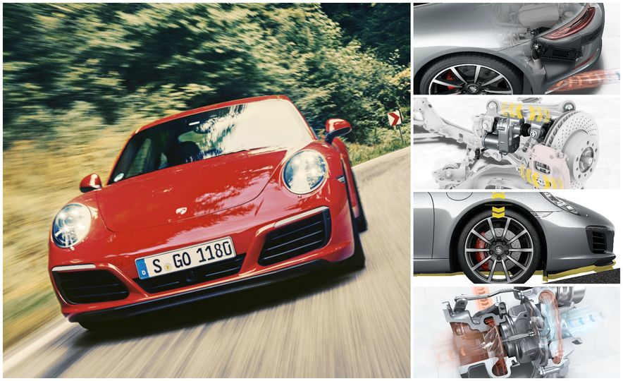 The Knowledge: 12 Tech Tidbits on the First-Ever Turbocharged Porsche 911 Carreras - Slide 1
