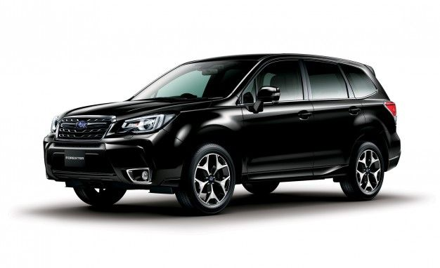 Subaru Forester Updated for Japan, Likely for Our Market for 2017
