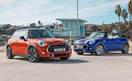 Design Tweaks for 2019 Mini Cooper Hardtop and Convertible – Official Photos and Info