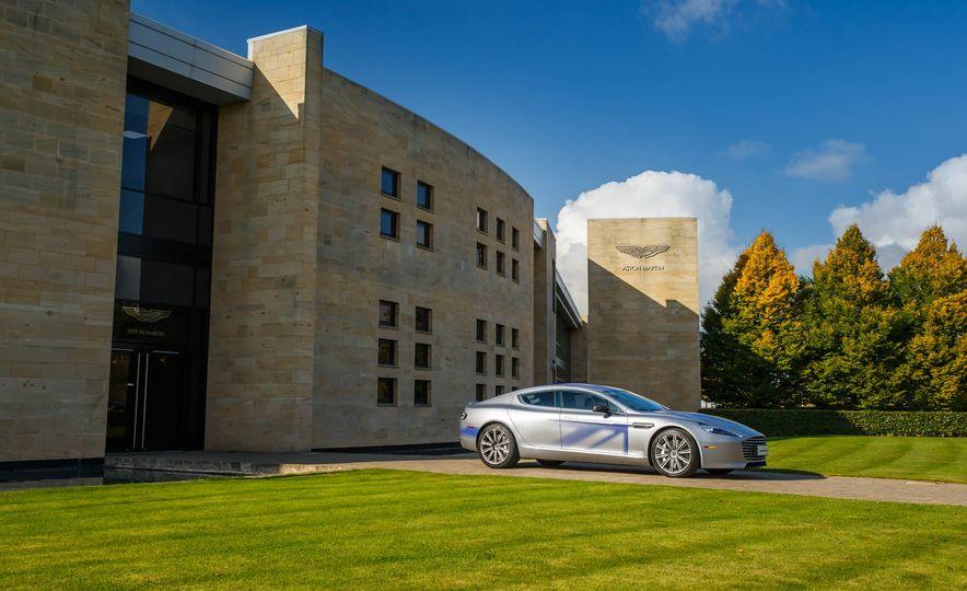 Aston Martin RapidE concept - Slide 4