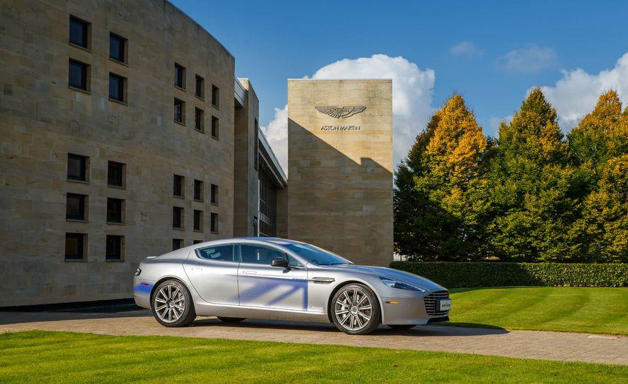 Aston Martin RapidE concept - Slide 5