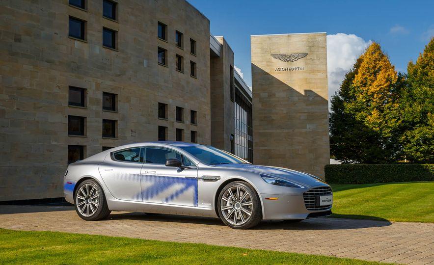 Aston Martin RapidE concept - Slide 6