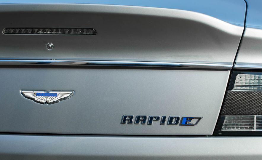 Aston Martin RapidE concept - Slide 11