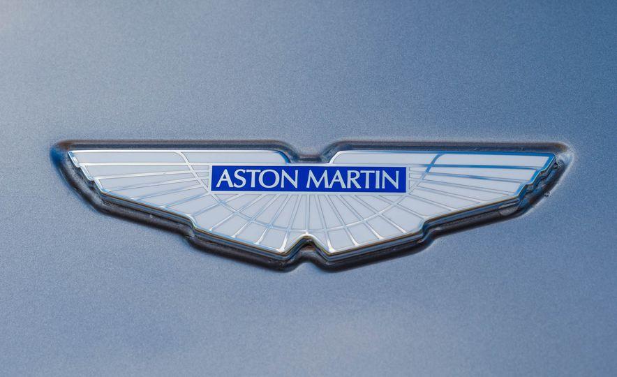 Aston Martin RapidE concept - Slide 13