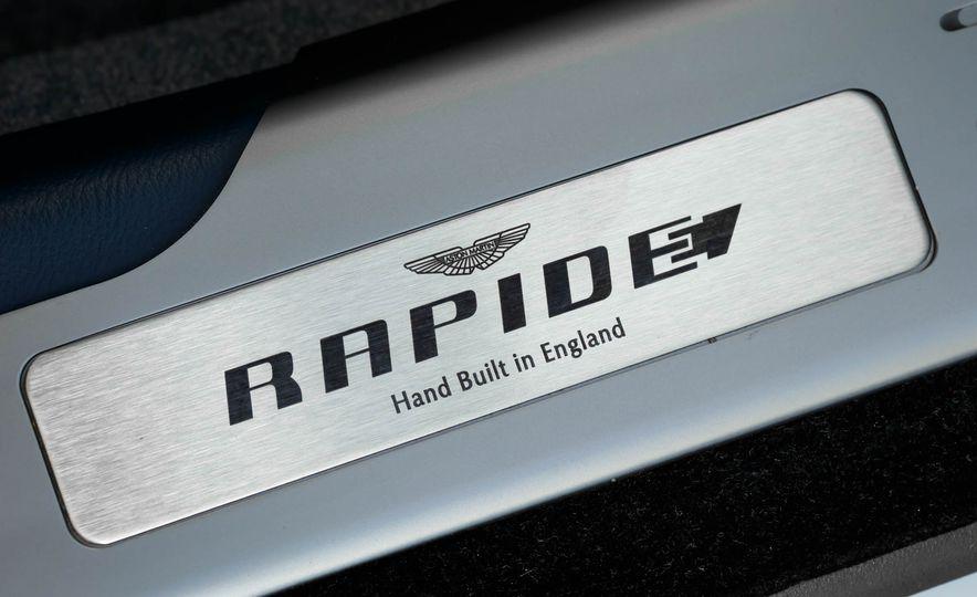 Aston Martin RapidE concept - Slide 14