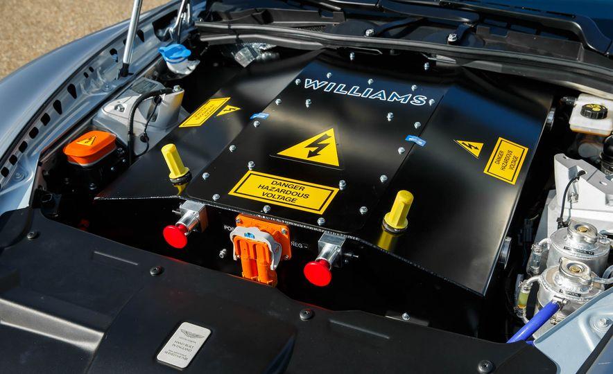 Aston Martin RapidE concept - Slide 15