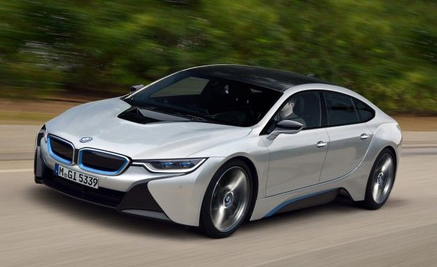 BMW I5 EV Model Coming Will Offer Optional Range Extender News Car And Driver
