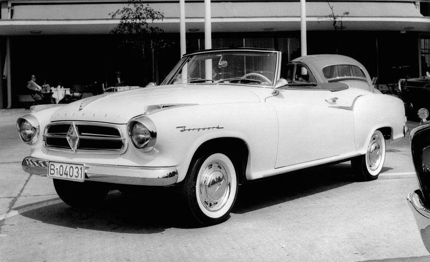 10 Luxury Car Brands That Time Forgot - Slide 5