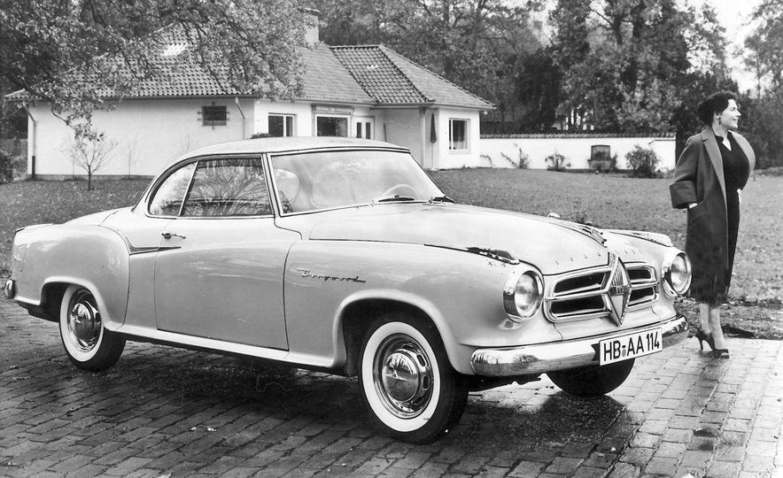 10 Luxury Car Brands That Time Forgot - Slide 4
