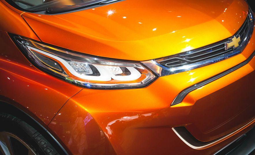 Chevrolet Bolt concept - Slide 6