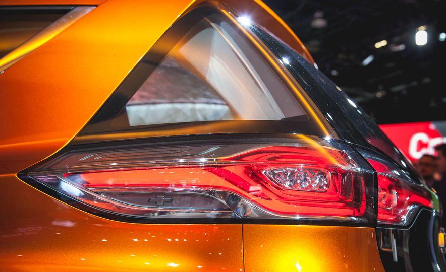 Chevrolet Bolt concept - Slide 10