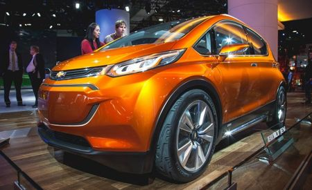Will Chevrolet's Bolt EV Be a Lightning Bolt or Another Lame Electric? The GM-LG Partnership Will Tell the Tale