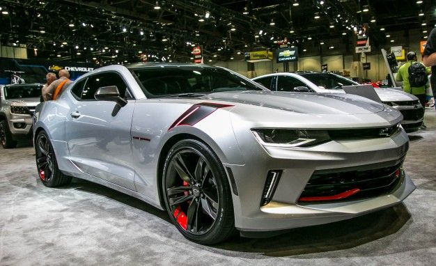 Chevy—Not Saturn—Red Line Series Concepts Unveiled; Yes, There's a Camaro