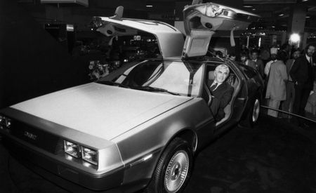 Back to the Future: The Rise and Fall of the DeLorean Motor Company