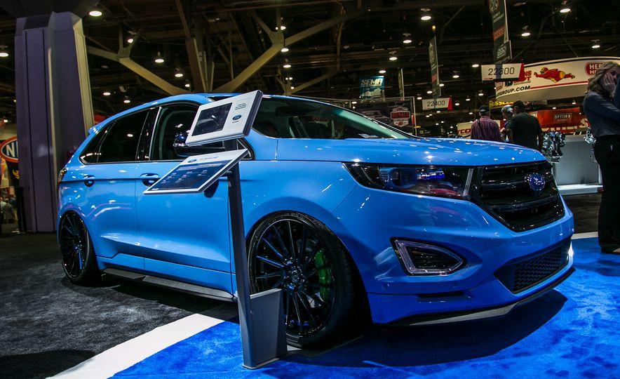 Ford Edge Tjin Edition concept - Slide 1