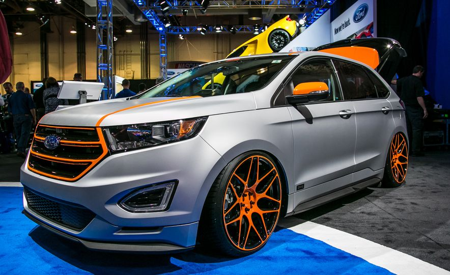 Ford Edge Tjin Edition concept - Slide 5