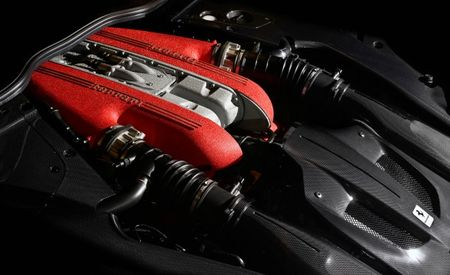 Go Inside the Ferrari F12tdf's 769-hp V-12—Literally—With this Video
