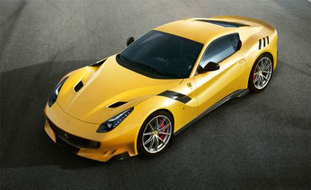 Ferrari F12tdf Adds More Power, More Speed, More Awesomeness