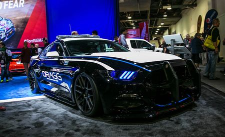 Because Seven Would Be Too Few: Ford Showing Eight Modified Mustangs at SEMA
