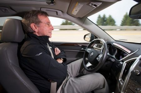 Possible GM/Google Hookup on Self-Driving Tech, New Super Cruise Features
