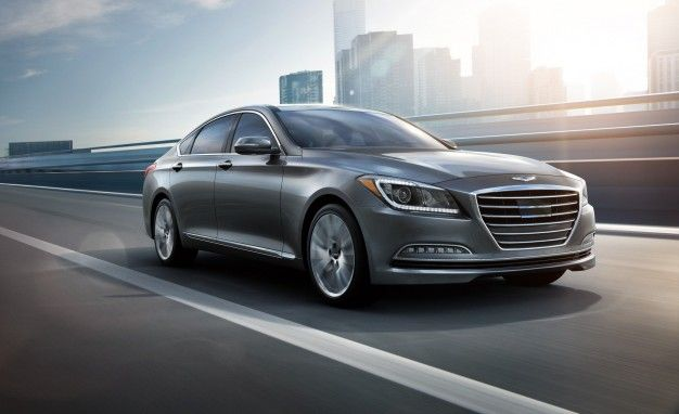 Peter Gabriel Is Pleased: Hyundai Announces 2016 Genesis, Azera Pricing and Updates