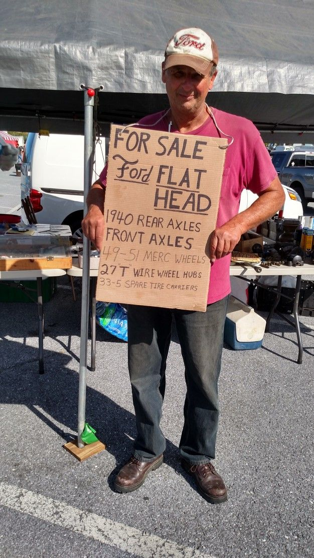 Treasure Hunting at Hershey, the World\'s Largest Old-Car Swap Meet ...
