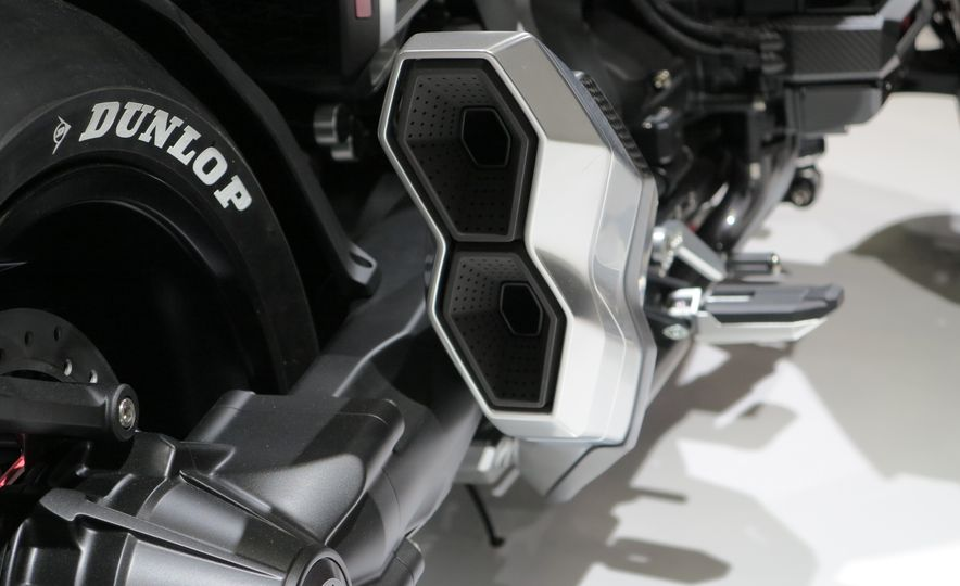 Honda Neowing concept - Slide 6