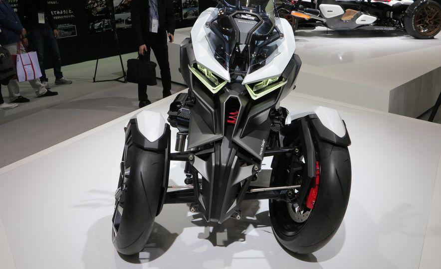 Honda Neowing concept - Slide 7
