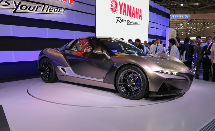 Turning Japanese: 7 Must-See Vehicles from the 2015 Tokyo Motor Show - Slide 6