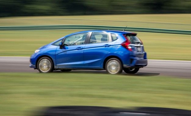 Fitness Test: Subjecting an Average Car to the Perils of Lightning Lap