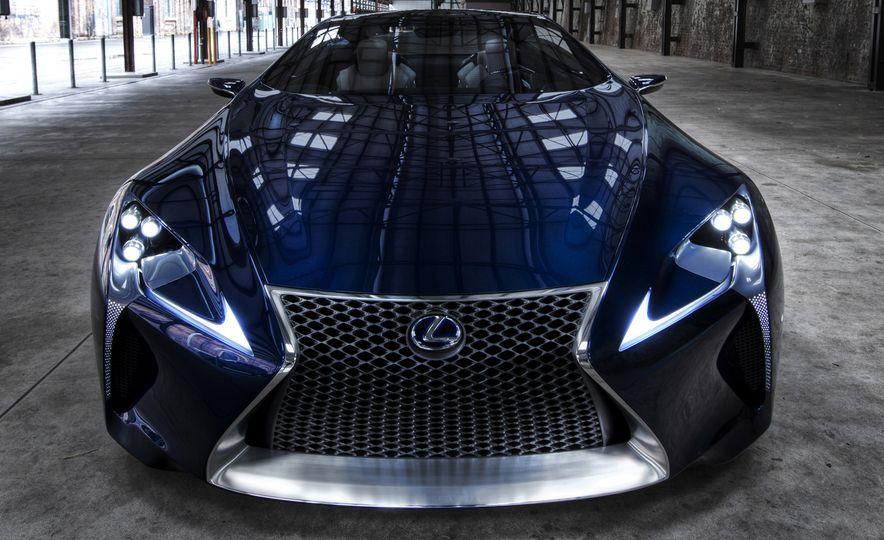 2017 Lexus LC (spy photo) - Slide 20