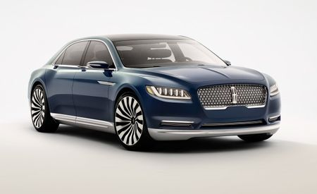 Luxury, Not Performance at Lincoln; Production Continental to Bow at Detroit