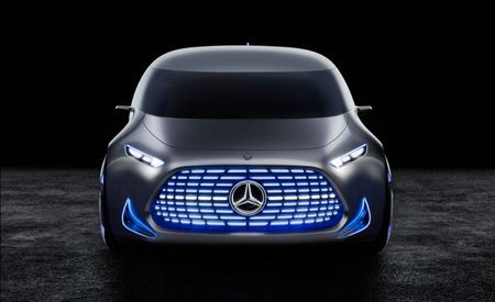 Mind Your Vs and Qs: Mercedes Trademarks EQ Designation for Its EVs