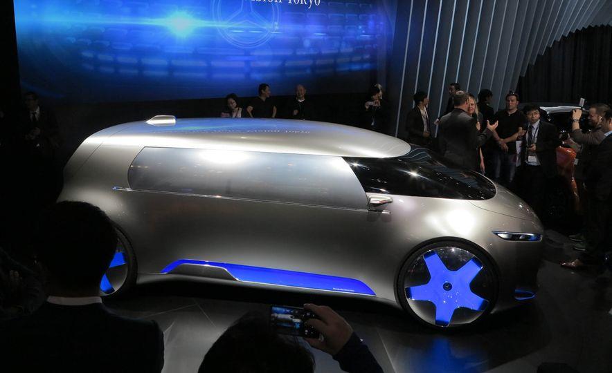 Mercedes-Benz Vision Tokyo concept - Slide 1