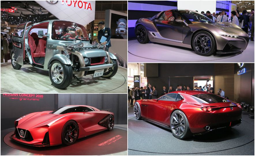 Turning Japanese: 7 Must-See Vehicles from the 2015 Tokyo Motor Show - Slide 1