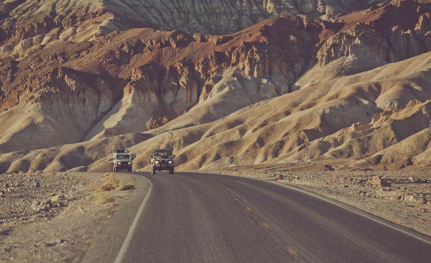 An Overland Journey, Part 1 - Slide 1