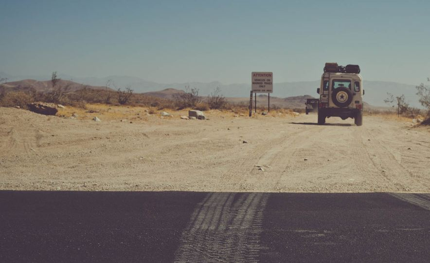 An Overland Journey, Part 1 - Slide 2