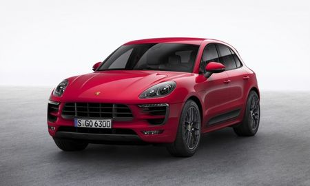 GTS Some: Porsche Spreads GTS Treatment to Macan Crossover
