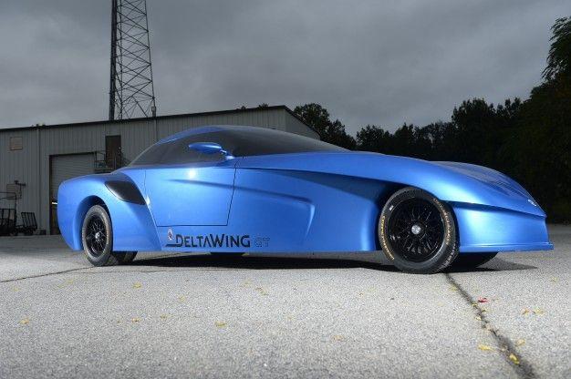 Panoz Reveals DeltaWing GT Road-Car Concept, More Details on Race Version
