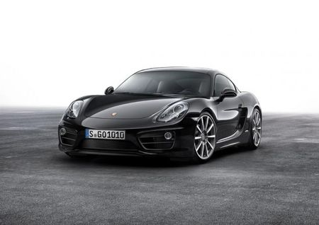 Black Beauty: Porsche Introduces Cayman Black Edition