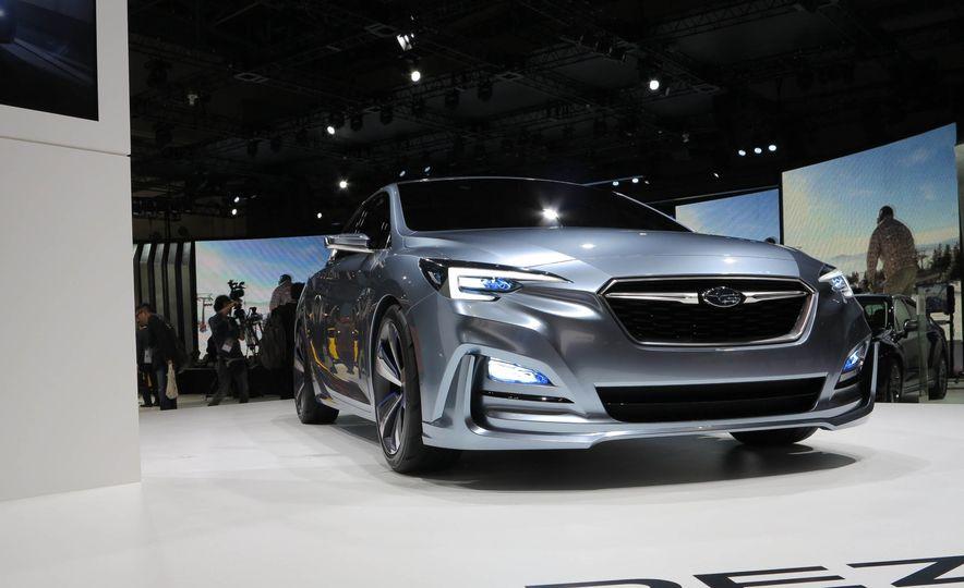 Subaru Impreza concept - Slide 1