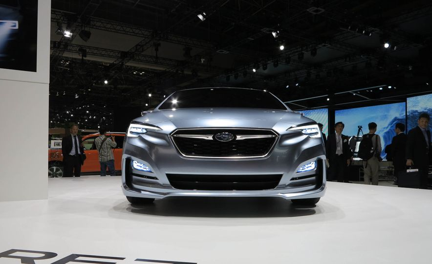 Subaru Impreza concept - Slide 2