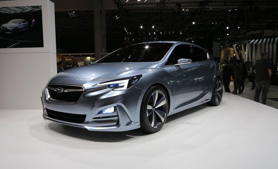 Subaru Impreza concept - Slide 5