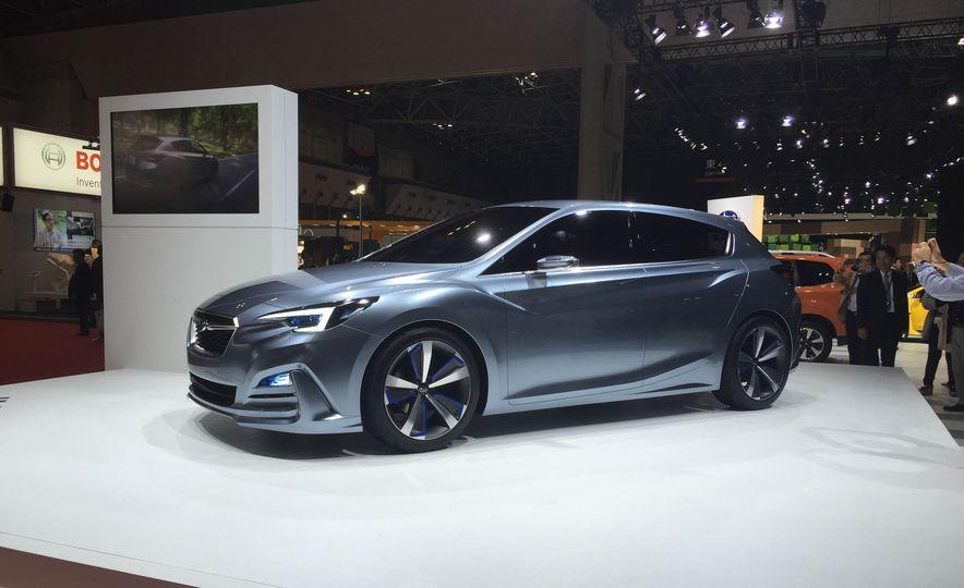 Subaru Impreza concept - Slide 6