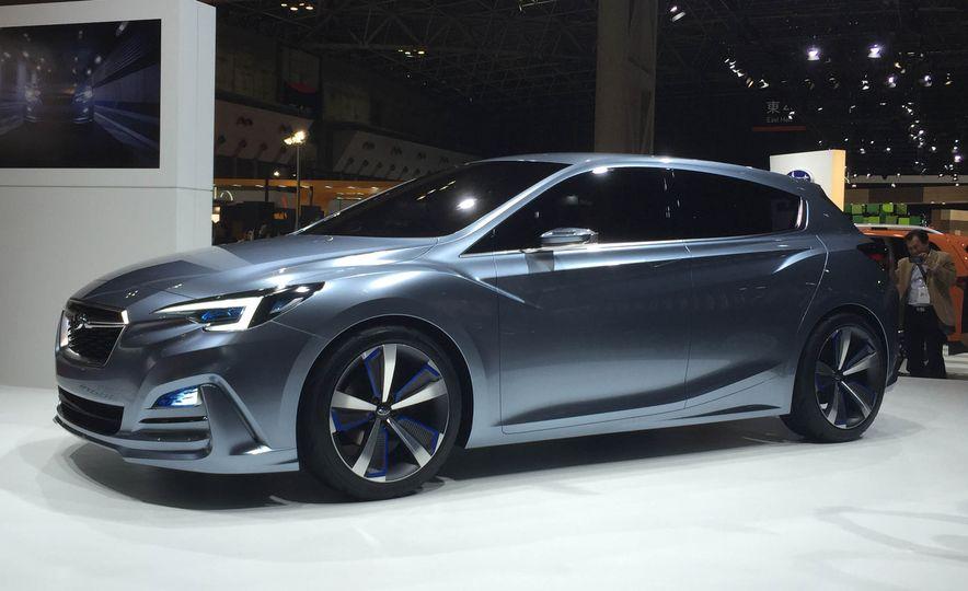 Subaru Impreza concept - Slide 7